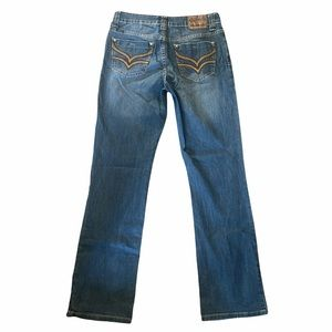 Cowgirl up jeans size 8